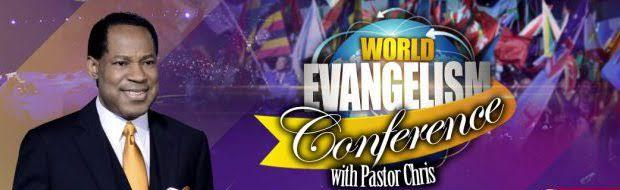 World Evangelism Conference 2020 with Pastor Chris Oyakhilome
