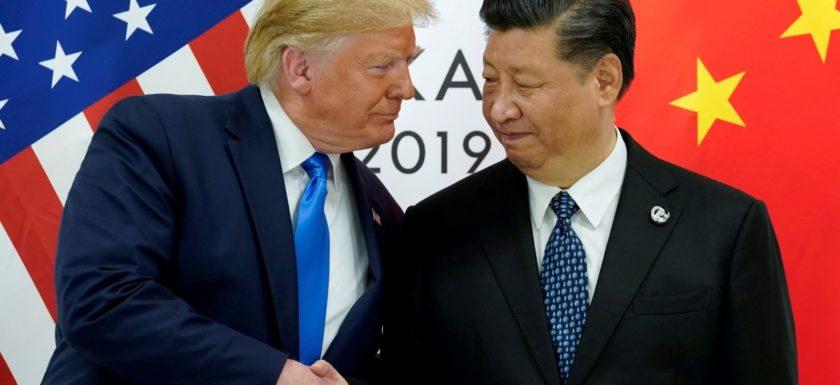 NUUS NEWS trump Xi jinping