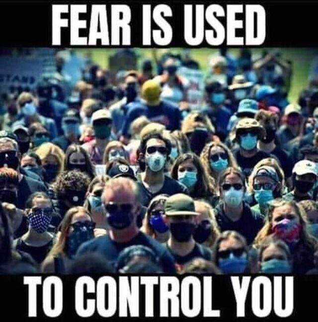 Nuus.News Fear from mainstream media contols people